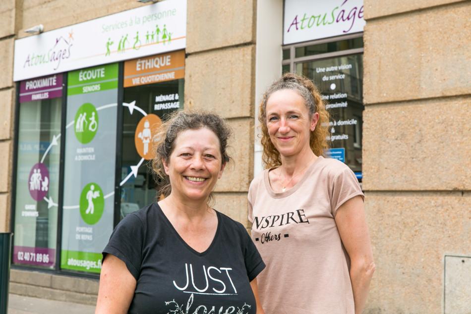 Tutrices Aide a domicile Nantes Metropole