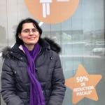 Odile, femme de ménage à Nantes depuis novembre 2016